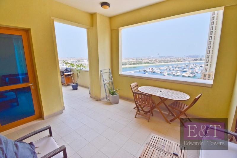 Marina View | Extended Balcony | Mid Floor | PJ