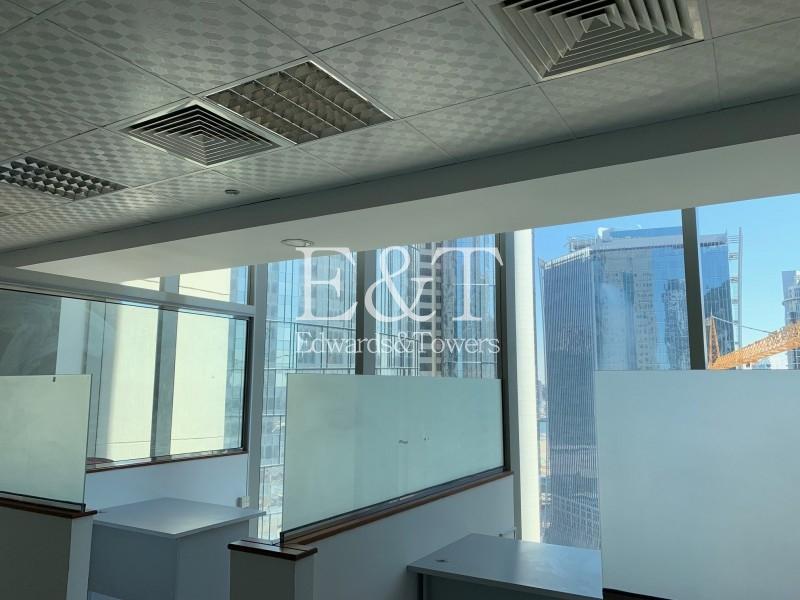 Fully Fitted Office for rent in Prism Tower | BB