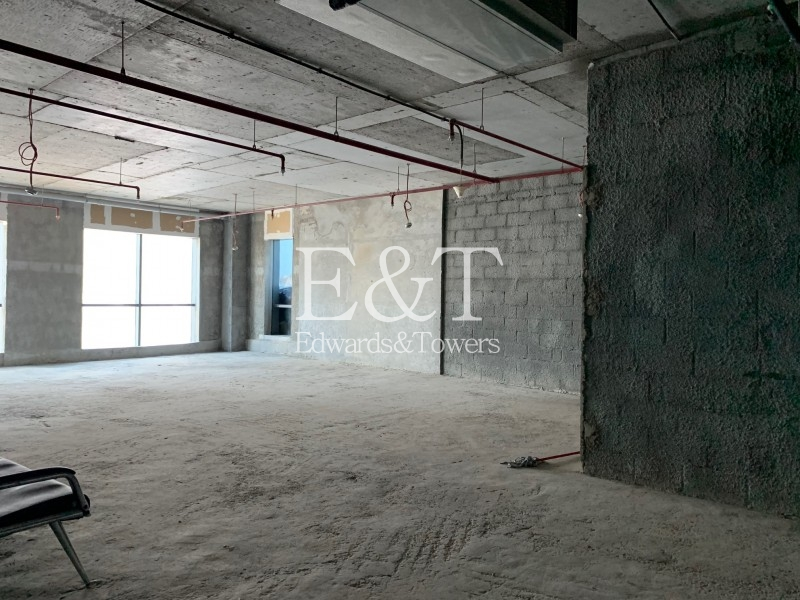 Shell and Core Office for Rent in Regal Tower   BB