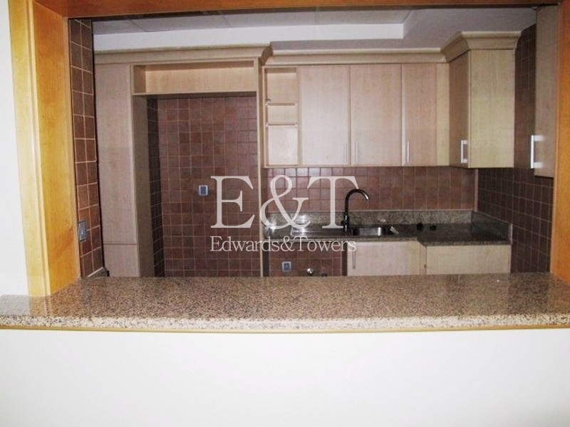 Large 2BR | Unfurnished | E Type-Shoreline| PJ