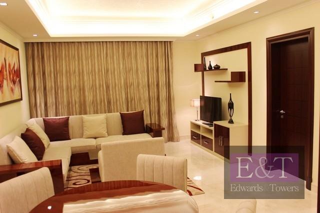 Fully furnished 1 bedroom, Type 2 Mughal, PJ