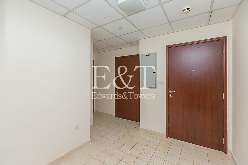 Spacious 3 BR + Maids | High Floor | Vacant