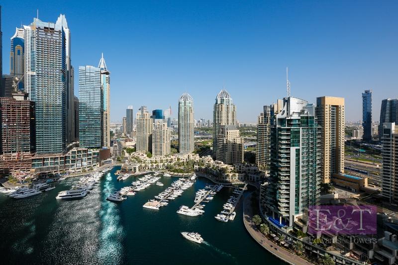 Full Marina View | High Floor | Don't Miss