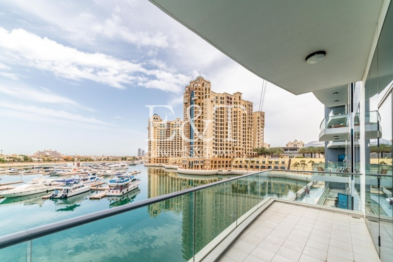 Vacant March, Low Floor, Atlantis + Marina View,PJ