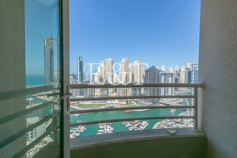 Coming Soon| Full Marina and Sea View | High Floor