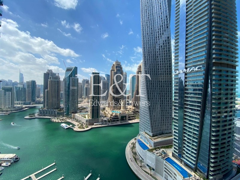 Full Marina View   Best Layout   Resale Discount