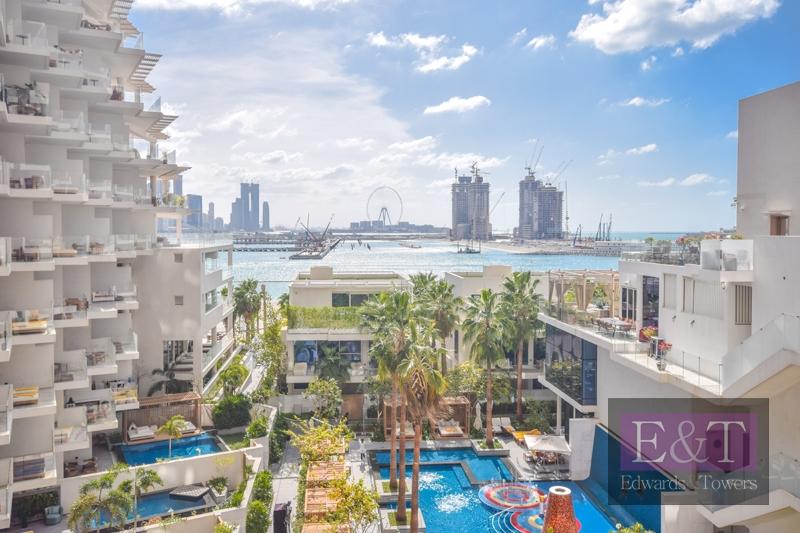 Large Balcony / 5 Star Hotel Facilities / PJ