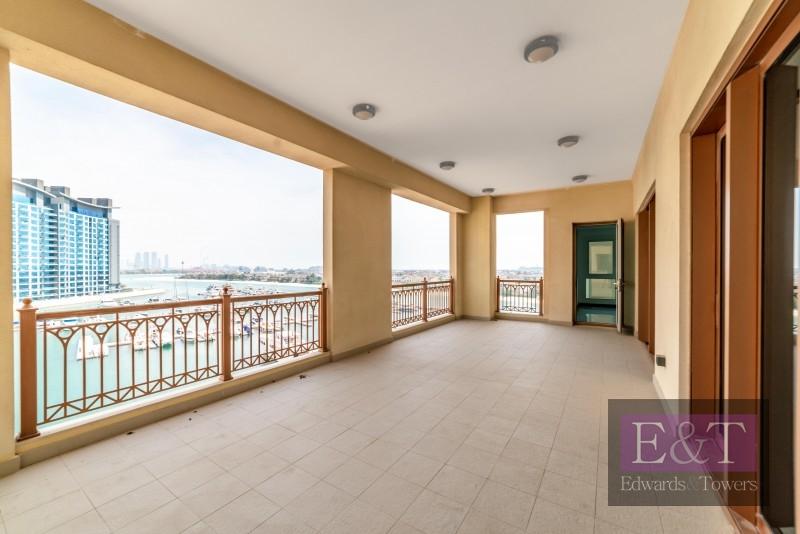 Mid Floor, 2 Parkings, Fulll Marina See View , PJ