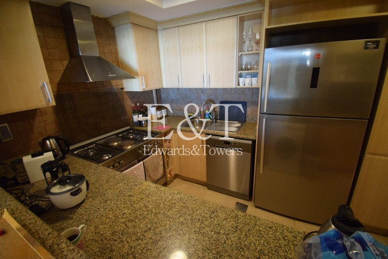 Mid Floor, Fully Furnished Modern Style,Type E, PJ
