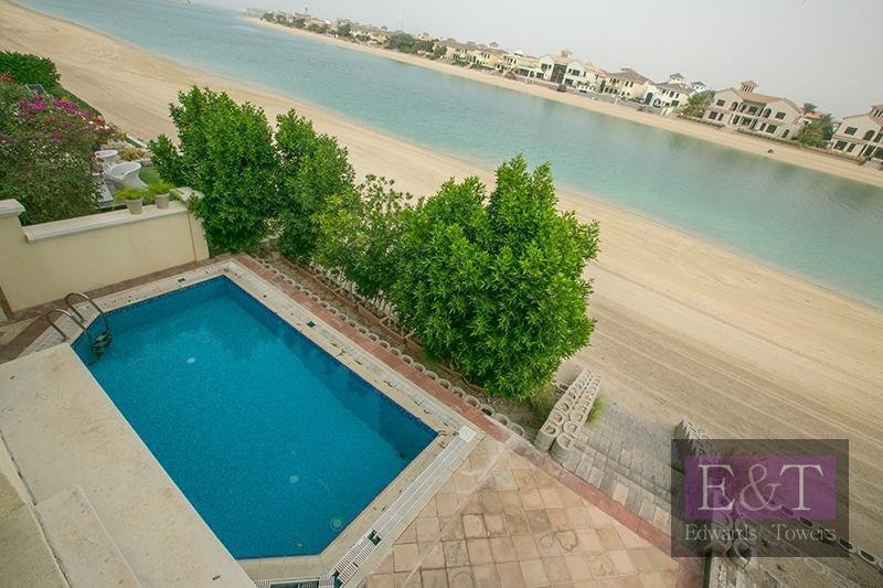 Private Pool, 5 BR, Atrium Entry, Great Views, PJ
