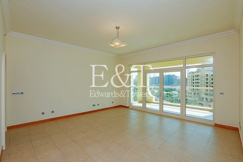 D-type | 2 bedroom + maids | Park view | PJ