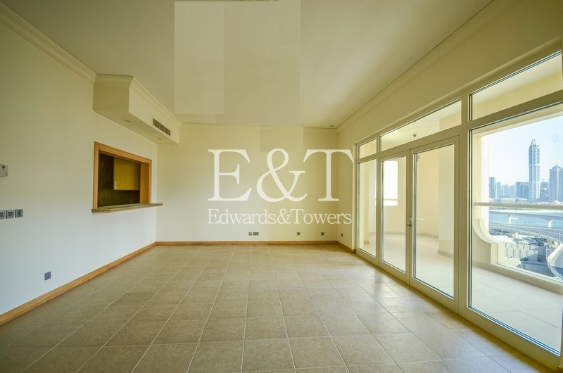 High Floor | Partial Sea view | 2 bedroom | PJ