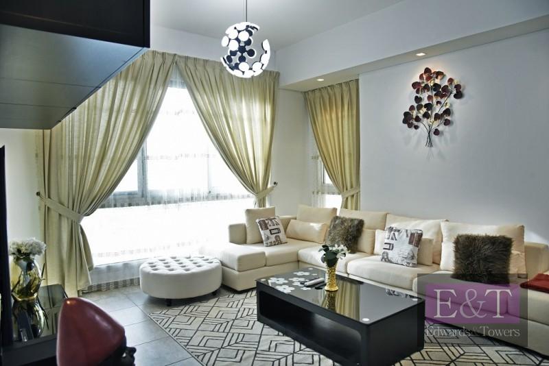 High Floor, Stunning Sea Views ,Fully Furnished,PJ