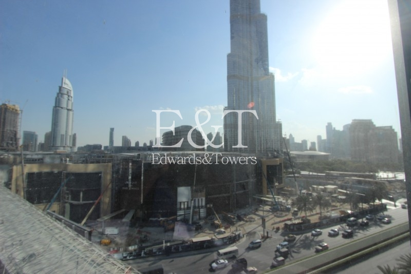 Exclusive Burj Khalifa Facing Office BPT1