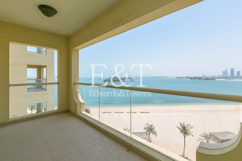 Sea view|Type B | Large Balcony | PJ