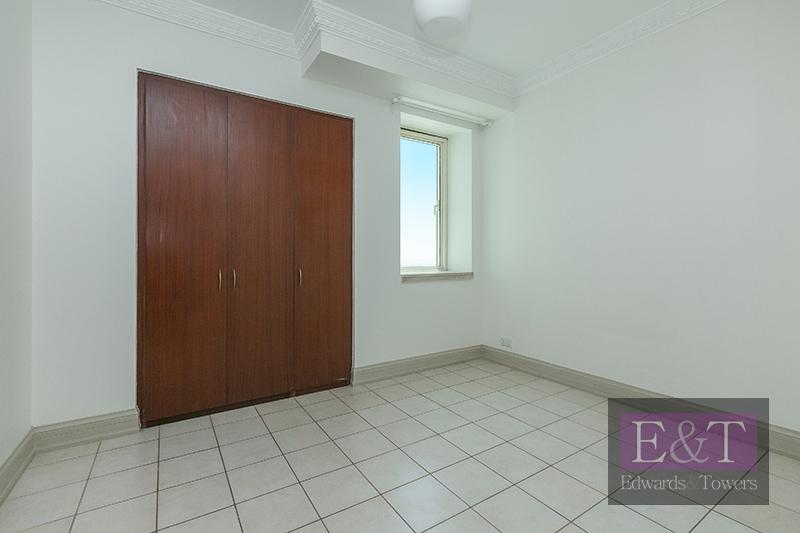 Largest 3 Bedroom | Unfurnished on Middle Floor