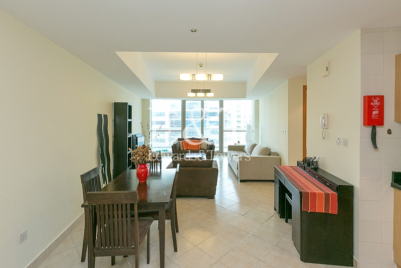 Exclusive: Furnished or Unfurnished   Vacant and Spacious