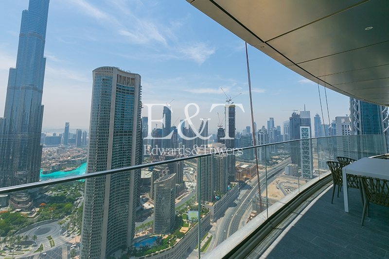 Best Central Unit I Full Burj Khalifa View