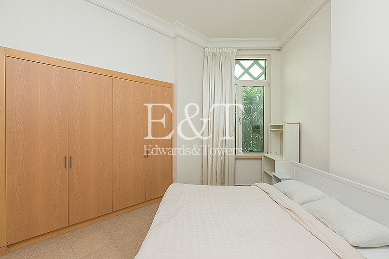 Vacant Now, Furnished,Maids Room, High Ceilings,PJ