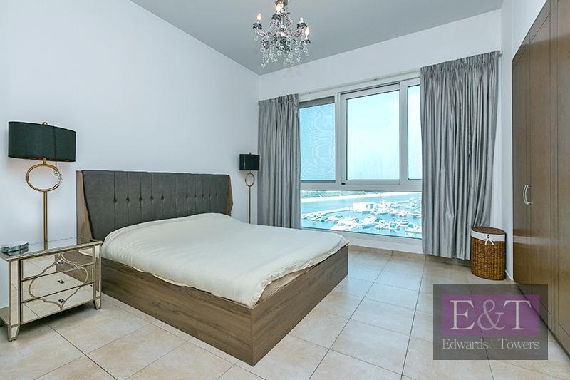 Low Floor Beautiful Marina Views | Well Maintained