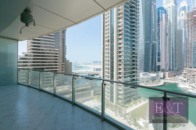 Full Marina View   Biggest Unit  Big Balcony