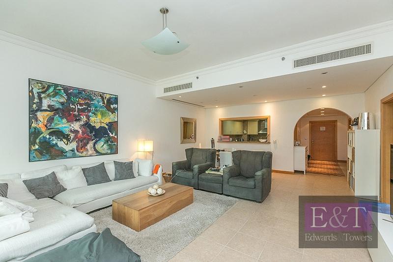Largest 2 bedroom | Full Sea View | PJ