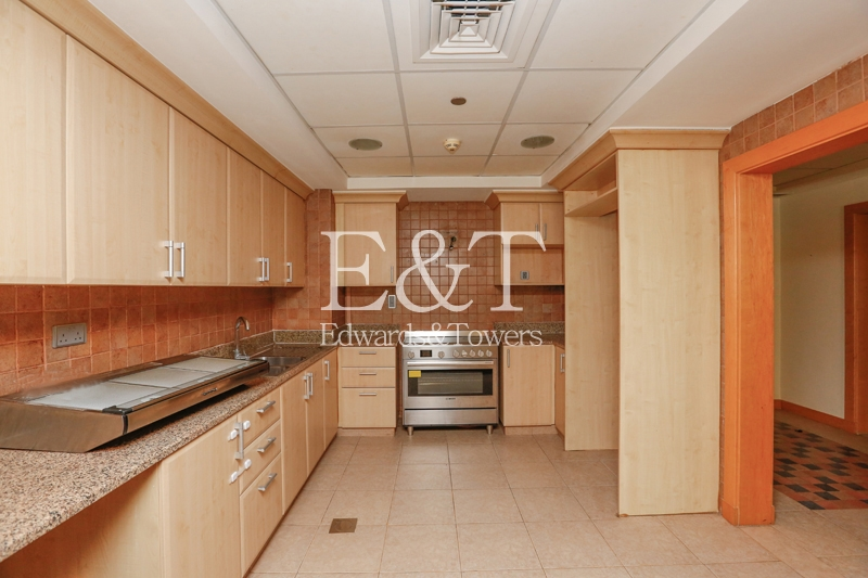 Managed | 2 BR - F Type with Park Views | PJ