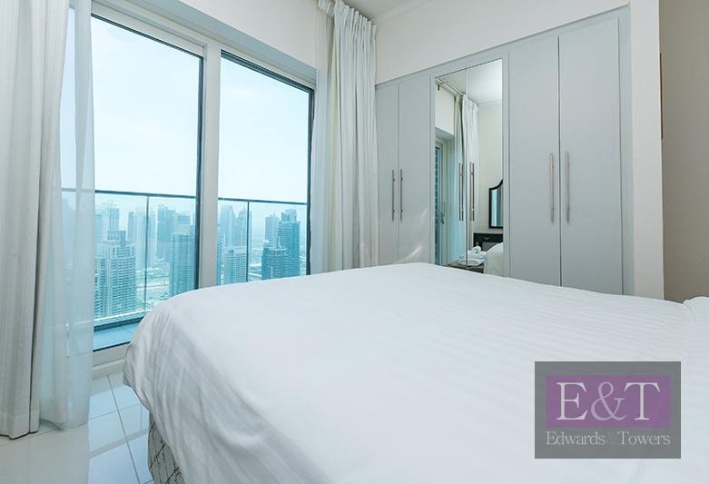 Full Marina View I High Floor I Furnished