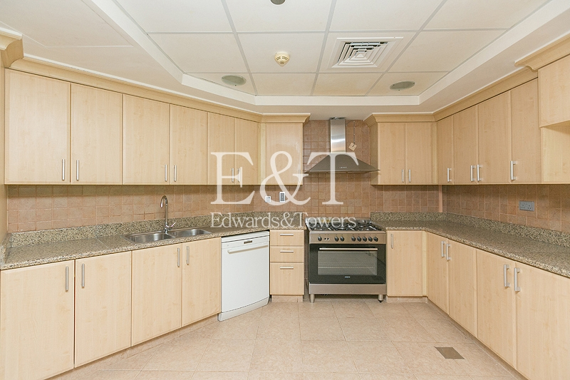 Low Floor, Type C, Well Maintained, Unfurnished,PJ