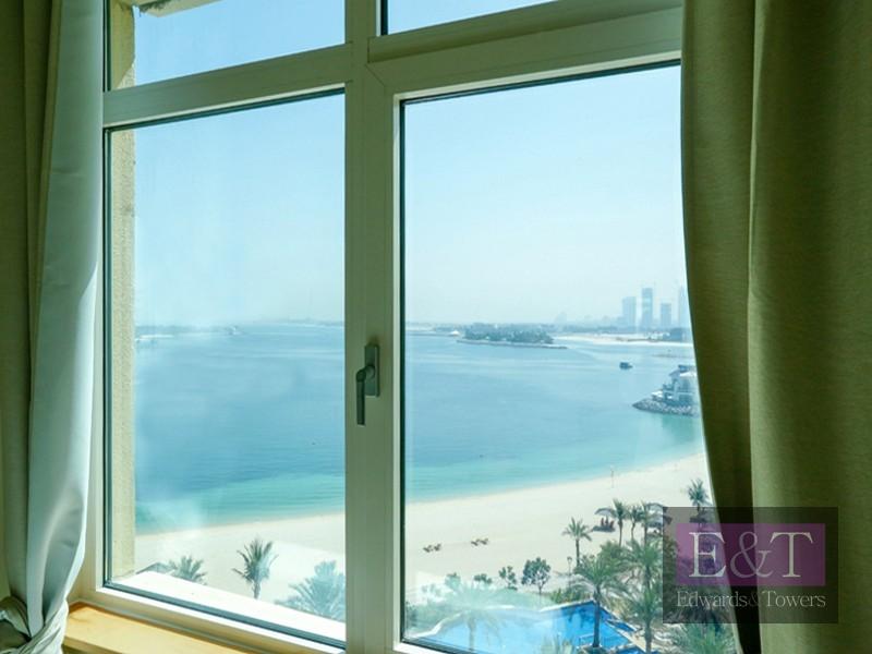 Mid Floor   Spacious 1 BR with Sea views   PJ