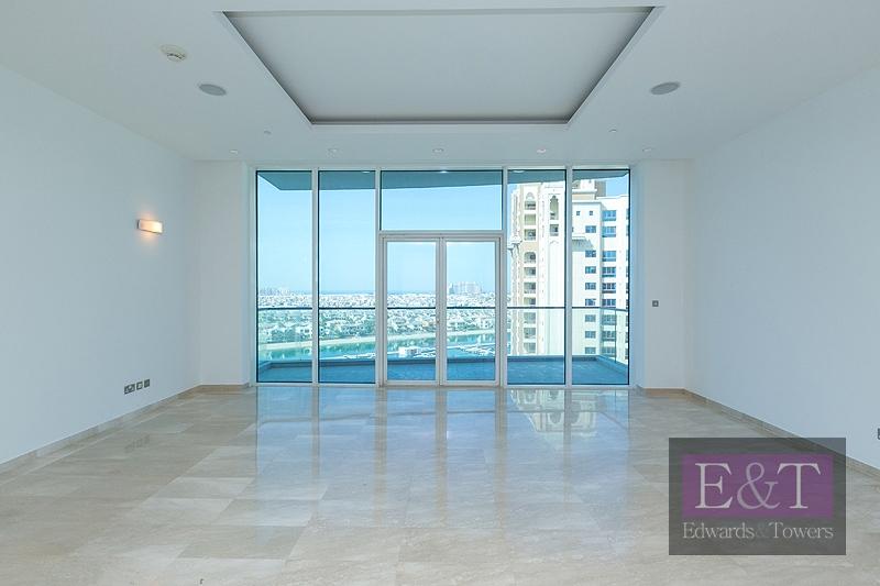 High Floor I Full Atlantis I Unfurnished