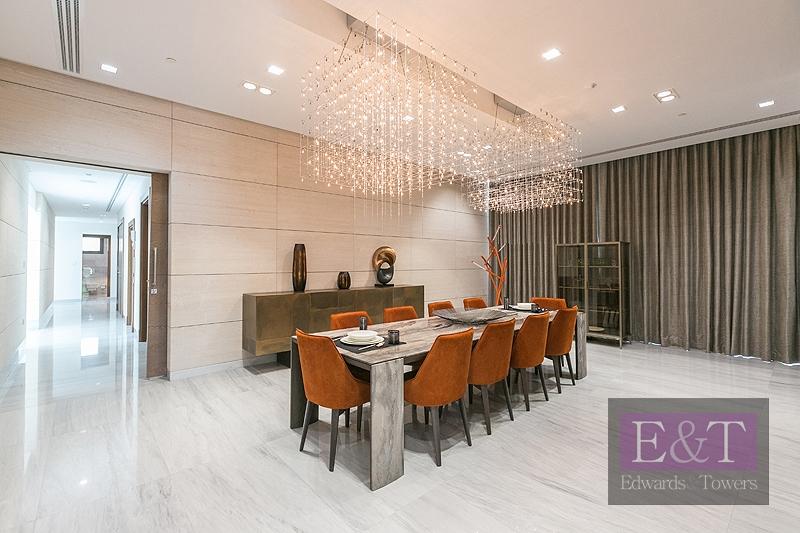 Fully Furnished Villa Dubai's Prestigious Comm