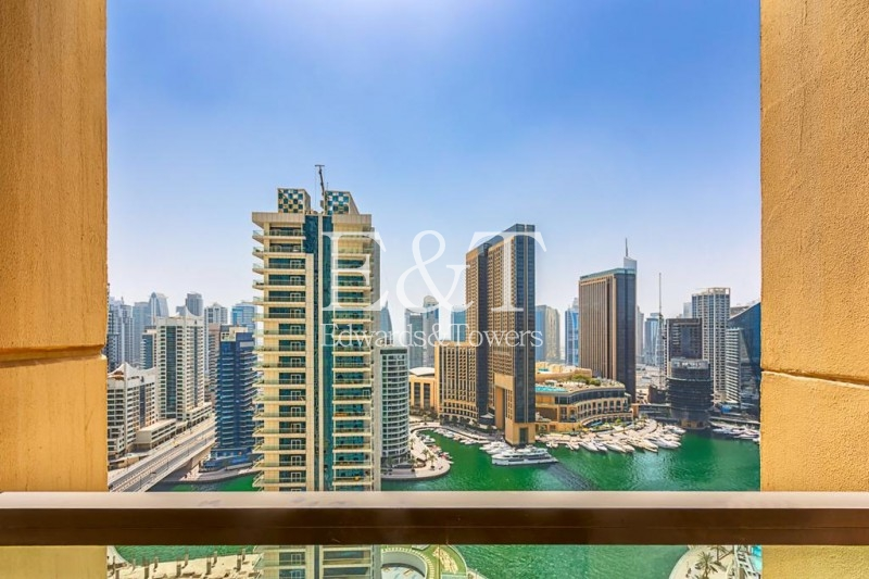 Full Marina View | Best Layout in JBR | High Floor