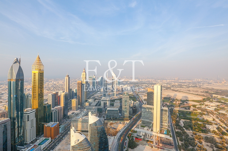 3 Bed Plus Maids | Panoramic Views | High Floor