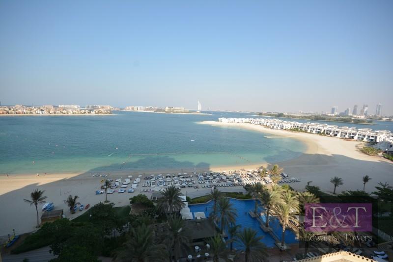 High Floor | Stunning Sea Views | Beach and Pool