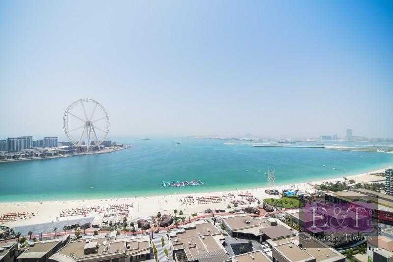 Panoramic Sea View | Rimal 4 JBR | Tenanted
