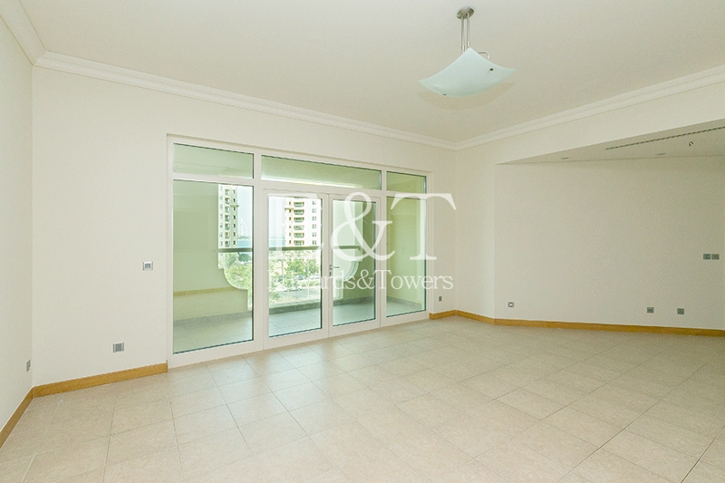 2 BR, E-Type, Unfurnished | Community view, PJ