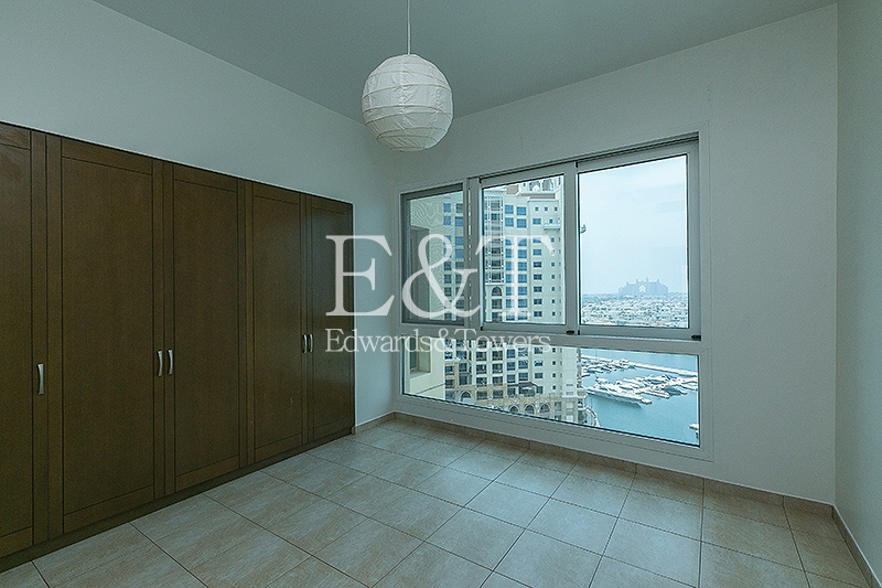 High Floor | Marina View | Available October