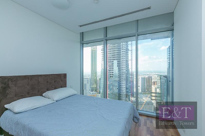 Duplex | DIFC / Sea  View | High floor | VOT