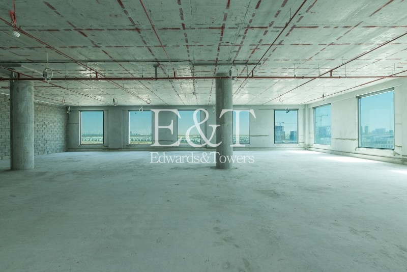 Full Floor NEW Office Building High End