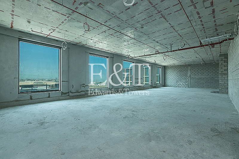 Full Floor | New Office Building | High End