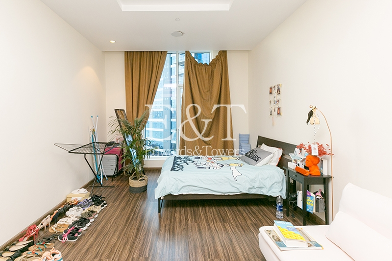 High Floor | Sea And Facilities View | D Type | PJ
