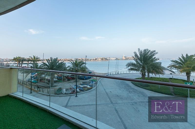 Larger 1 Bed | Full Sea View | Low Floor | PJ