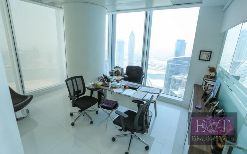 Burj Khalifa View | Full Floor Office | 22 Parking