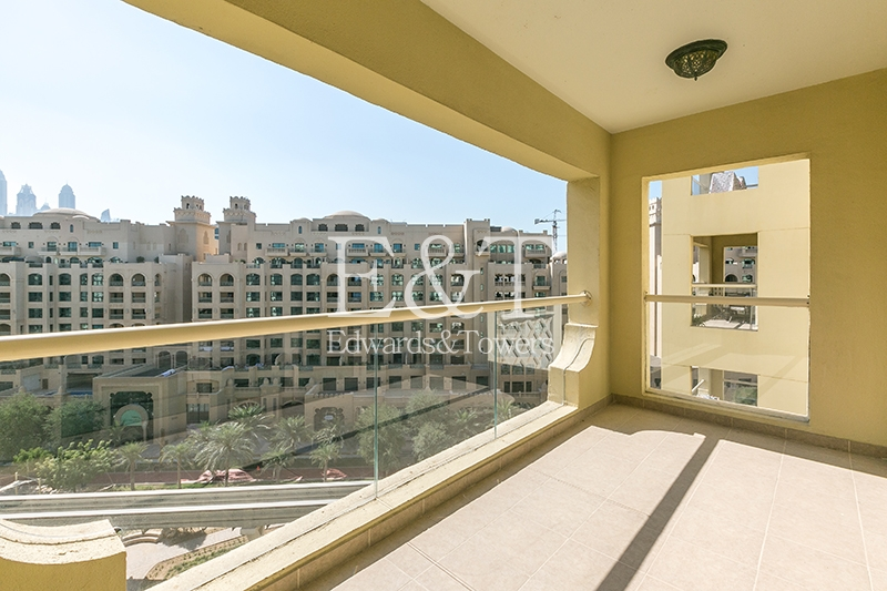 Exclusive | Unfurnished | Park Views | Managed