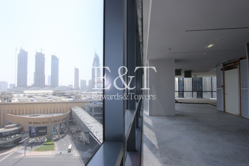 Most Demanding Series facing Burj Khalifa
