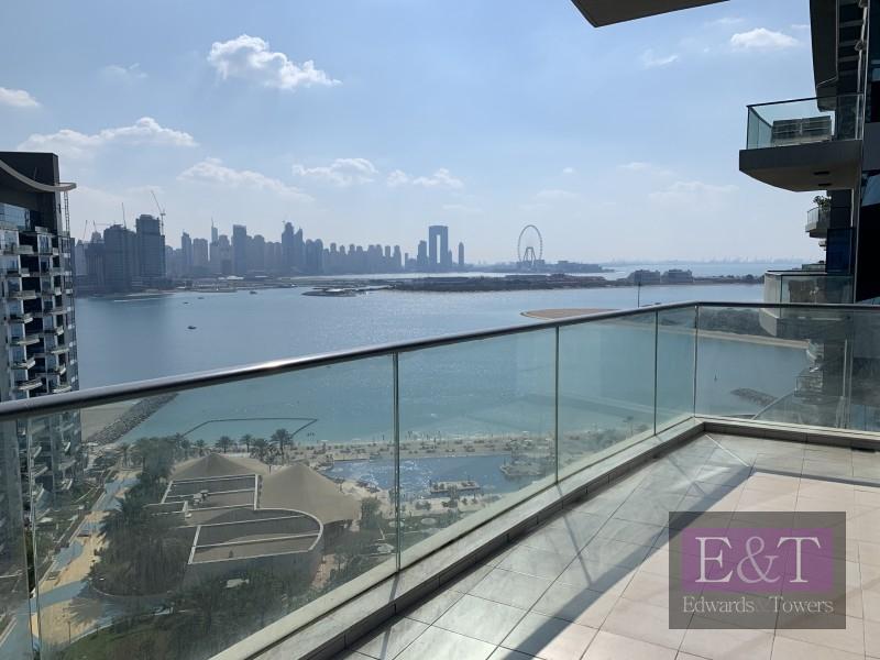 Type D   1 Bedroom   Stunning Sea View   PJ