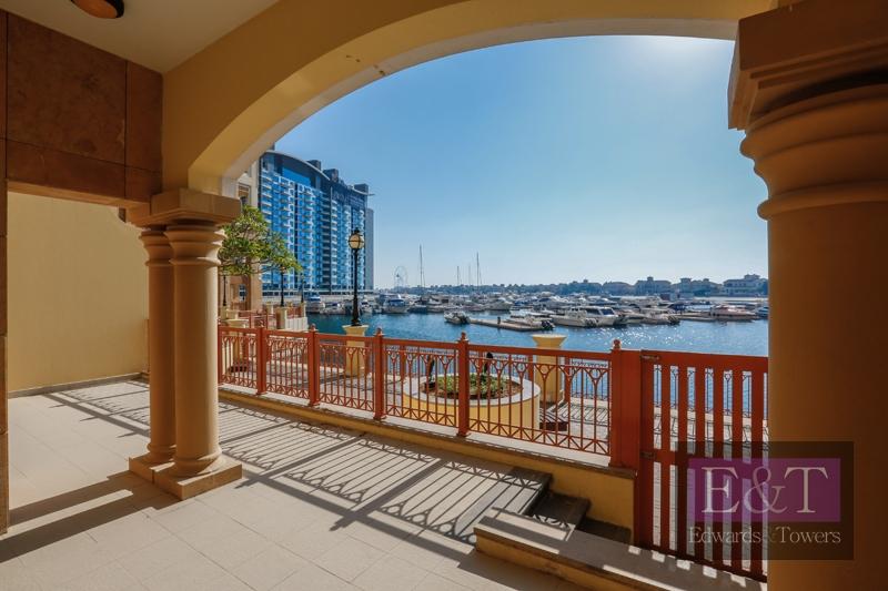 Beautiful Sea View | 3 Bedroom | Maids Room | PJ