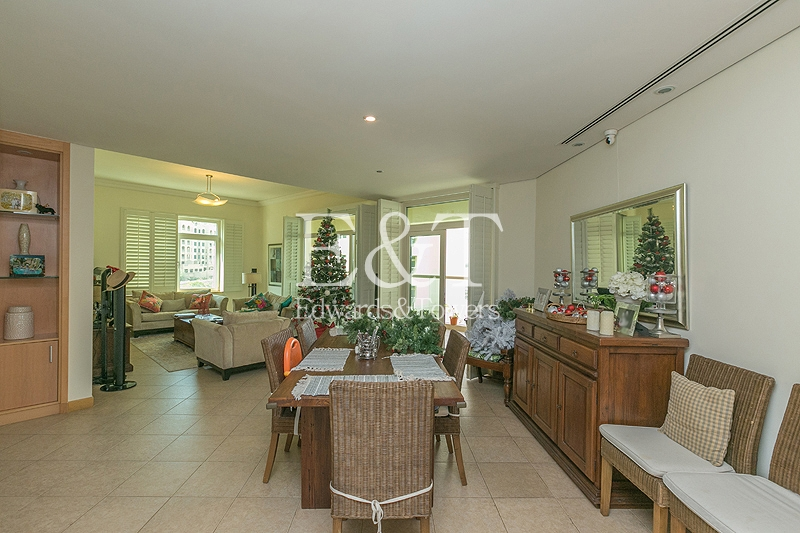 Exclusive | Furnished | Type A | Rented till May