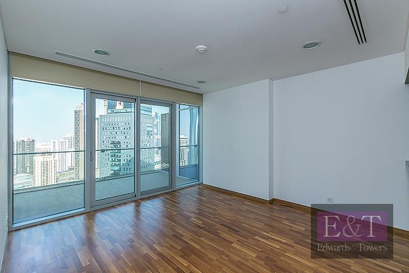 High Floor | Vacant | DIFC View | Balcony